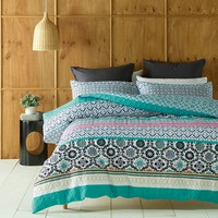 Queen Quilt Cover Set Lytton Lightly Quilted by Phase 2