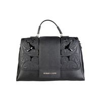 Versace EE1VOBBR3 EM57 Black Top Handle