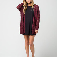 FULL TILT Essential Womens Boho Cardigan | Essentials