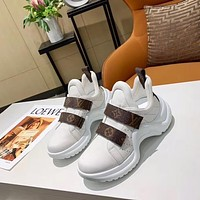 lv louis vuitton womans mens 2020 new fashion casual shoes sneaker sport running shoes 214