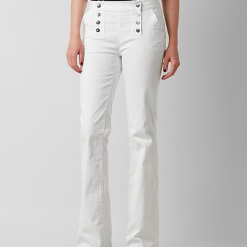Miss Me High Rise Flare Jean