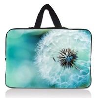 """Dandelion 15"""" 15.4"""" 15.6"""" inch Notebook Laptop Case Sleeve Carrying bag with Hide Handle for Apple MacBook Pro 15 15.4 /Dell Inspiron 15R Vostro XPS Alienware M15X /ASUS A55 K55 N56 X54 /Sony E15 S15 EL2/Lenovo ThinkPad E530 /HP Acer"""