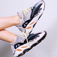 ADIDAS YEEZY BOOST 700 Tide brand classic sports running shoes