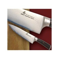 """Buy 8"""" Chef Damascus Knife - Zhen at Japan Woodworker"""