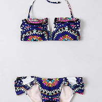 Anthropologie - Mara Hoffman Pow Wow Rouched Bottoms