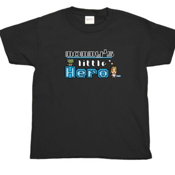 Mommy's Star Hero T-shirt (Youth)