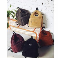 Preppy-Vintage Backpack