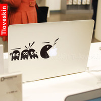 Decal for Macbook Pro, Air or Ipad Stickers Macbook Decals Apple Decal for Macbook Pro / Macbook Air-1041