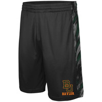 Baylor Bears Mustang Shorts - Charcoal
