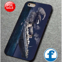 titanic sloth tragedy for iphone, ipod, samsung galaxy, HTC and Nexus Phone Case