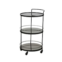 Ethnicraft Lucy Bar Cart