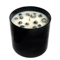 Crystal Candle Pyrite