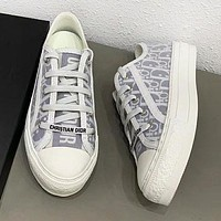 Dior Stylish Women Casual Canvas Sport Shoes Sneakers
