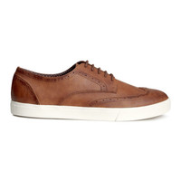 Brogue-style Sneakers - from H&M