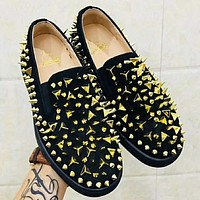 Christian Louboutin CL low top casual shoes  8/28