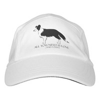 All You Need Is Love And A Dog! Headsweats Hat