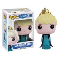 Disney Frozen Coronation Elsa Pop! Vinyl Figure : Forbidden Planet