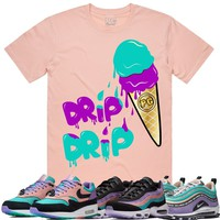 Nike Air Max Have A Nice Day Sneaker Tees Shirts - ICE CREAM