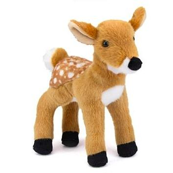 Glory the Little Plush Fawn