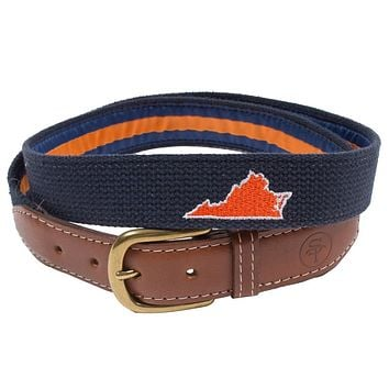 On Grounds Virginia Belt by State Traditions