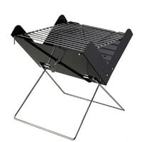 Portable Folding camping BBQ Grill Outdoor 30*26.5*30cm