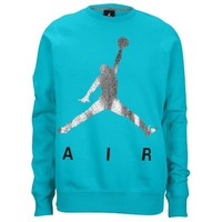Jordan Jumpman Air Fleece Crew - Men's at Foot Locker