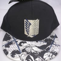 Attack on Titan - Scout Regiment Snapback