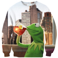 None of My Business Sweater
