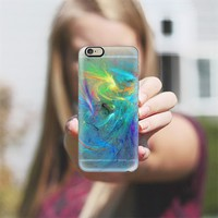 Psychedelic Sparkles and Swirls iPhone 6 case by BluedarkArt   Casetify