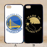 Golden State Warriors Couple Case,Custom Case,iPhone 6+/6/5/5S/5C/4S/4