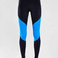 Onzie Royal Blue Track Legging - Urban Outfitters