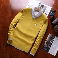 Under Armour Fashion Casual Long Sleeve Top Sweater Knitwear