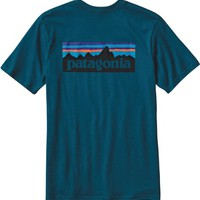 Patagonia P-6 Logo Cotton T-Shirt - Men's
