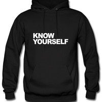 Know Yourself0 Hoodie