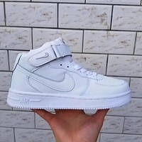 Nike Air Force One high help shoes men's shoes