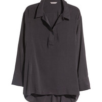 H&M+ V-neck Blouse - from H&M