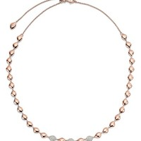 Monica Vinader Nura Diamond Collar Necklace | Nordstrom