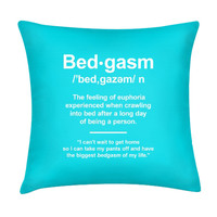 BEDGASM PILLOW - PREORDER