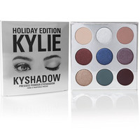 Christmas Kylie Contour 9 Colors Eye Shadow [9664115087]