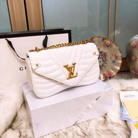 Louis Vuitton New Wave Chain Bag Mm #2287