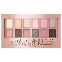 Maybelline Expert Wear Eyeshadow Palette, The Blushed Nudes | drugstore.com