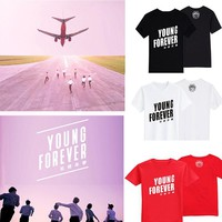 BTS Young Forever Tee