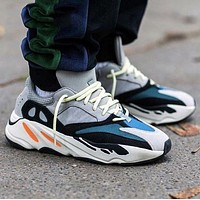 Adidas Yeezy 700 Runner Boost Fashion Casual Running Sport Shoes-2v