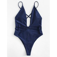 Aquarus Swimsuit - Blue