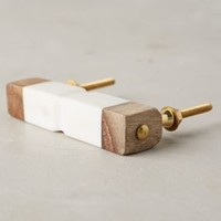 Tanga Handle by Anthropologie in Brown Size: One Size Knobs