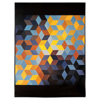 """Victor Vasarely """"Position"""" poster #huntersalley"""