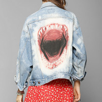 Laundry Room X Urban Renewal Billie Denim Jacket - Urban Outfitters