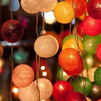 20 x mix color wedding party house home furniture decoration deco handmade strand lantern indoor outdoor