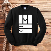 magcon tour logo sweater unisex adults