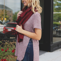 All That Tunic - Mauve
